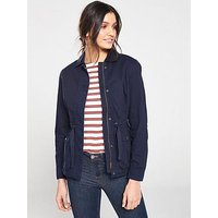 Joules Corinne Jacket, Navy, Size 8, Women
