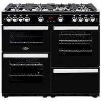 Belling 100G Cookcentre 100Cm Gas Range Cooker  - Rangecooker Only