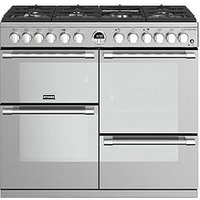 Stoves Sterling S1000Df 100Cm Wide Dual Fuel Range Cooker  - Rangecooker With Connection