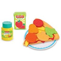 Fisher-Price Pizza &Amp; Burger Twin Pack