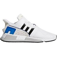 adidas Originals EQT Cushion Adv Trainers, White/Blue/Black, Size 9, Women