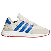 adidas Originals I-5923 - White/Blue/Red , White/Blue/Red, Size 7.5, Women