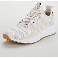 adidas Questar Ride - White , White, Size 8, Women
