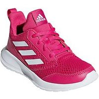 adidas Altarun Junior Trainers, Pink/White, Size 13