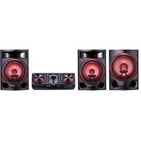 Lg Cj88 Bluetooth Megasound Party Hi-Fi System