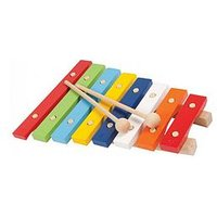 Jhs Pp Xylophone 8 Notes All Wood Diatonic