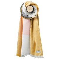 Joules Check Soft Handle Oblong Scarf - Grey/Multi, Grey, Women