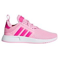 adidas Originals X_plr Junior Trainers, Pink, Size 3