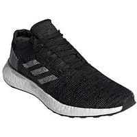 adidas Pureboost Go, Black/Grey, Size 5, Men
