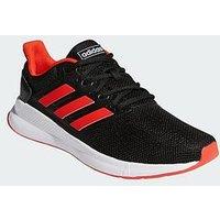 adidas Falcon, Black/Red/White, Size 7, Men