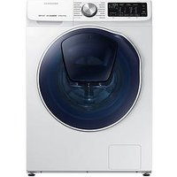 Samsung Wd80N64500W/Eu 8Kg Wash, 5Kg Dry, 1400 Spin Quickdrive&Trade; Washer Dryer With Addwash&Trade; And 5 Year Samsung Parts