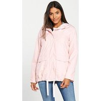 Craghoppers Sorrento Waterproof Jacket - Pink , Pink, Size 8, Women