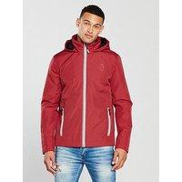 Hunter Hunter Original Lightweight Insulated Shell Jacket, Red, Size M, Men