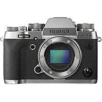 Fujifilm Fujifilm X-T2 Camera Graphite Silver Body Only 24.3Mp 3.0Lcd 4K Fhd