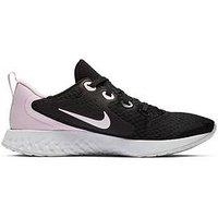 Nike Legend React - Black/Pink , Black/Pink, Size 5, Women