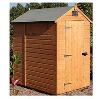 Product photograph showing Rowlinson Security Shed 7x5 Ft