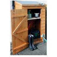 Product photograph showing Rowlinson Mini Store Garden Shed