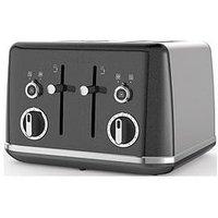 Breville Breville Lustra Storm Grey 4 Slice Toaster