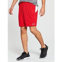 UNDER ARMOUR Challenger II Knit Shorts, Red, Size Xl, Men