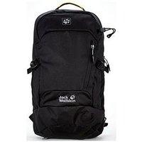 Jack Wolfskin Helix 20L Backpack, Black, Men