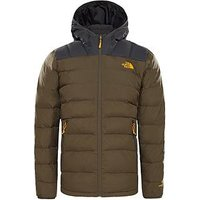 THE NORTH FACE La Paz Hooded Jacket - Green, Green, Size S, Men