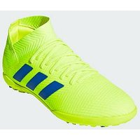 adidas Adidas Junior Nemeziz 18.3 Astro Turf Football Boot, Solar Yellow, Size 2