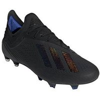 adidas Adidas Mens X 18.1 Firm Ground Football Boot, Black, Size 12