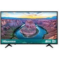 Hisense H43Ae6100Uk, 43 Inch, 4K Ultra Hd, Hdr, Freeview Play, Smart Tv