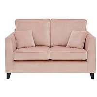 Product photograph showing New Dante Fabric 2 Seater Sofa