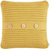 Product photograph showing Catherine Lansfield Knitted Cushion