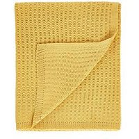 Product photograph showing Catherine Lansfield Knitted Throw