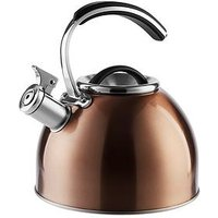 Morphy Richards Accents 3-Litre Whistling Stove Top Kettle