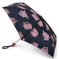 Joules Joules Tiny 2 Chinoise Flower Navy Umbrella, Navy, Women