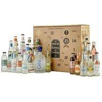 24 Day Gin And Premium Tonics Advent Calendar, One Colour, Women