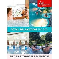 Virgin Experience Days Total Relaxation Spa Day