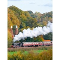 Virgin Experience Days Steam Train Trip On The Spa Valley Railway And Afternoon Tea For Two