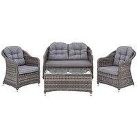Product photograph showing Florida Sofa Set