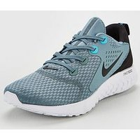 Nike Legend React, Grey/Black, Size 6, Men