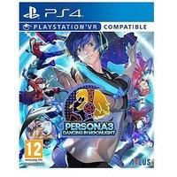 Playstation 4 Persona 3: Dancing In Moonlight - Ps4