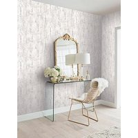 Product photograph showing Arthouse Shell Print Dreamcloud Wallpaper