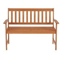 Product photograph showing Lingfield Wooden Bench
