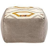Product photograph showing Gallery Mendez Pouffe