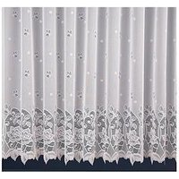 Product photograph showing Vanessa Net Curtains Available By The Metre