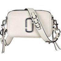 Marc Jacobs The Softshot 21 Cross-Body Bag - Off White