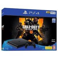 Playstation 4 500Gb Call Of Duty Black Ops 4 Ps4 500Gb Bundle