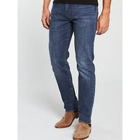Levi's 502 Regular Taper Fit Jean, Crocodile Adapt, Size 30, Inside Leg Short, Men