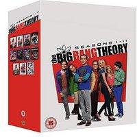 Big Bang Theory Season 1 To 11 Dvd Box Set