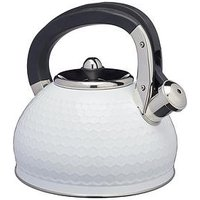 Kitchencraft Lovello Stovetop Whistling Kettle andNdash; Ice White