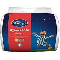 Product photograph showing Silentnight Bounceback 13 5 Tog Duvet
