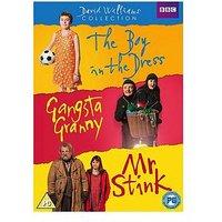 Boy In The Dress/Mr Stink/Gangsta Granny (David Walliams Collection)